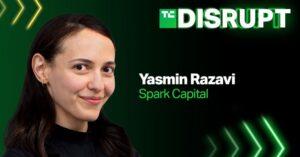 Yasmin Razavi of Spark Capital will sit in judgment at TechCrunch Disrupt 2021's Startup Battlefield – TechCrunch