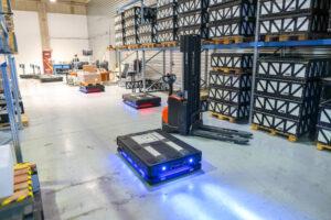 Croatia's Gideon Brothers raises $31M for its 3D vision-enabled autonomous warehouse robots – TechCrunch