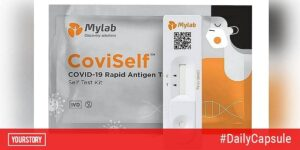 A Made in India COVID-19 self-test kit for Rs 250