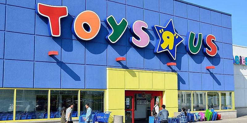 """Joint venture of Flipkart and Ace Turtle get licensing rights for Toys""""R""""Us brand in India"""