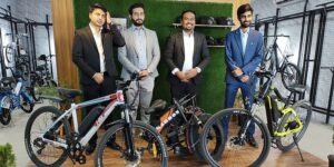 This EV startup is riding its way to success with its Made in India electric cycles