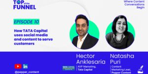 How TATA Capital uses social media and content to serve customers