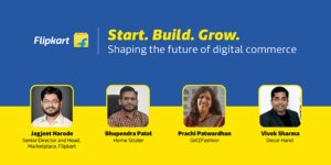 This discussion offers a ringside view of Flipkart's role in empowering MSMEs to aspire and to achieve