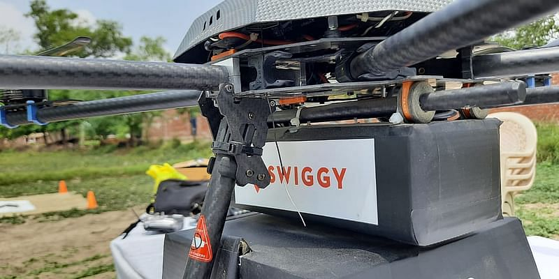 Swiggy may soon deliver food and medicines via drones in association with ANRA