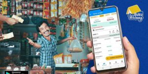 Founded by two Indian entrepreneurs, Indonesia's BukuWarung is changing the way SMEs record transactions