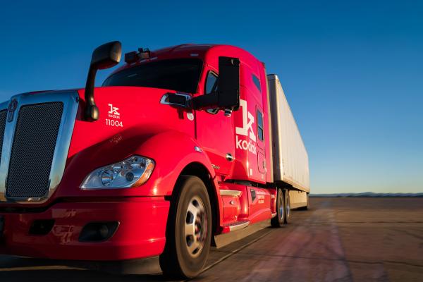 Self-driving trucks startup Kodiak Robotics snags investment, partnership from Bridgestone – TechCrunch
