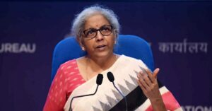 Govt Announces INR 1.1 Lakh Cr Credit Guarantee Scheme For Covid-Affected Areas