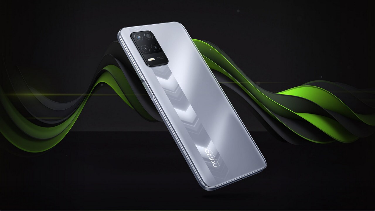 Realme Narzo 30 5G to go on sale today at 12 pm on Flipkart and realme.com- Technology News, FP