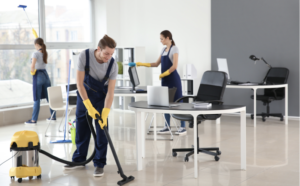 Commercial Cleaning: The Top 3 Reasons for Hiring Cleaners