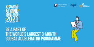 Here's your last chance to apply to K-Startup Grand Challenge 2021 to scale your startup