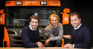Germany's new unicorn: Sennder raises additional $80M from Baillie Gifford; acquires Dutch-based Cars&Cargo