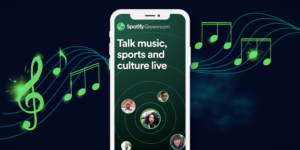 [App Fridays] Spotify Greenroom may be similar to Clubhouse but has a couple of extra tricks up its sleeve