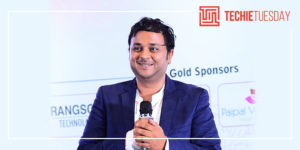 [Techie Tuesday] From earning Rs 7,500 at Dell to building an $18M company, the story of Ambee Founder Madhusudhan Anand