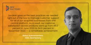 Streamlining customer relations for 15,000+ companies