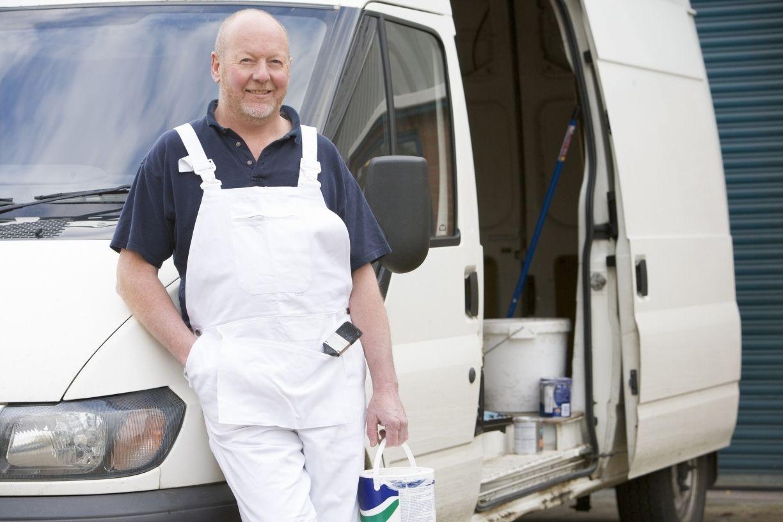 The Benefits of Branding Your Work Van