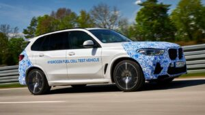 BMW commences real-world tests of hydrogen fuel-cell EV drivetrain ahead of introduction in 2022- Technology News, FP