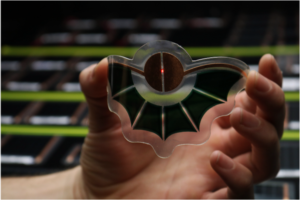 Dracula Technologies turns ambient light into energy with printed solar cells – TechCrunch