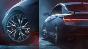 Hyundai Elantra N previewed in teaser images, Octavia RS rival set to debut in July- Technology News, FP