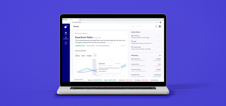 Transform launches with $24.5M in funding for a tool to query and build metrics out of data troves – TechCrunch