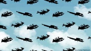 The air taxi market prepares to take flight – TechCrunch