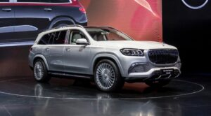 Mercedes-Maybach GLS 600 SUV launched in India at Rs 2.43 crore, sold out for 2021- Technology News, FP