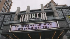 Music venues and theaters are still waiting on government's small businesses aid