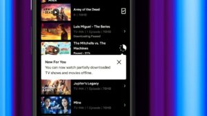 Netflix now lets Android users stream content before its done downloading- Technology News, FP