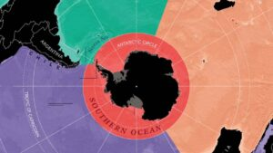 Ocean surrounding Antarctica officially named world's fifth ocean by National Geographic- Technology News, FP