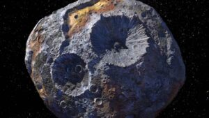 Asteroid 16 Psyche may not be as metallic or dense as first thought, finds study- Technology News, FP