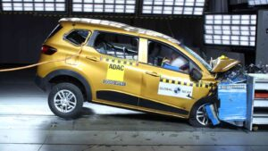 Renault Triber secures four stars for adult safety in latest Global NCAP crash tests- Technology News, FP