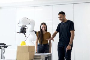 Understanding the Role of People in RPA