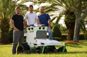 Robotic landscaping startup Scythe emerges from stealth with $13.8M raise – TechCrunch