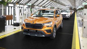 Skoda Kushaq production gets underway ahead of late June launch, deliveries begin in July- Technology News, FP