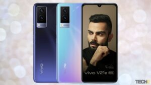 Vivo V21e 5G with MediaTek Dimensity 700 SoC, 8 GB RAM launched in India at Rs 24,990- Technology News, FP