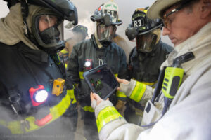 You can see fires, but now Qwake wants firefighters to see through them – TechCrunch