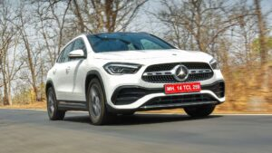 When you want a small M-B SUV- Technology News, FP