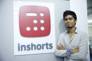 [Funding alert] Inshorts raises $60M from Vy Capital and existing investors