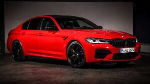Facelifted BMW M5 Competition super-sedan launched in India at Rs 1.62 crore- Technology News, FP