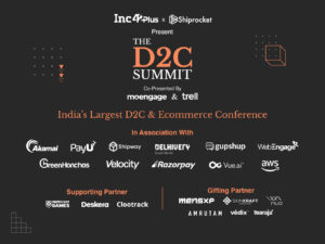 Thank You, Sponsors & Partners For Making The D2C Summit A Success!