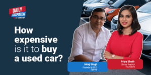 How used car platform Spinny plans to expand to 20 cities, grow 4x by end of the year