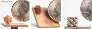 Metal 3D printing company Fabric8Labs raises $19M – TechCrunch