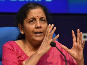 Govt Does Not Know The Number Of Crypto Exchanges: Sitharaman