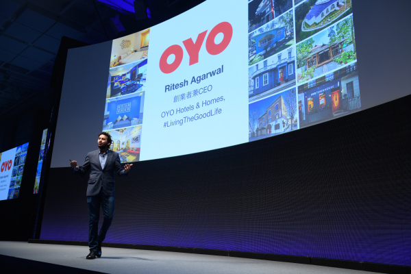 Microsoft in talks to back India's Oyo – TC