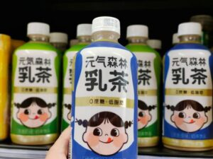 Data-driven iteration helped China's Genki Forest become a $6B beverage giant in 5 years – TechCrunch