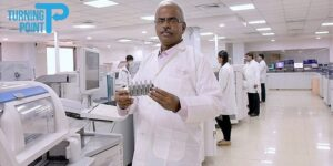 [The Turning Point] How Thyrocare founder Dr A Velumani started up to give jobs to freshers