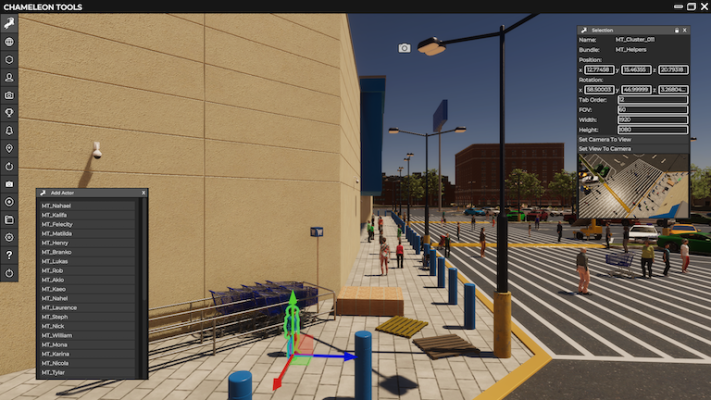 UK's Mindtech raises $3.25M from In-Q-Tel, among others, to train CCTV cameras on synthetic humans – TechCrunch
