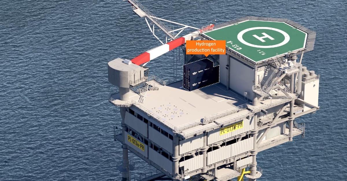 Dutch govt grants €3.6M subsidy to PosHYdon, world's first offshore green hydrogen pilot
