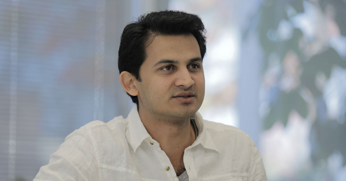 ADIF's Sijo Kuruvilla George Aims To Help Indian Startup Ecosystem