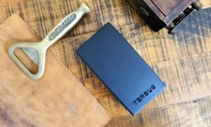 Meet Tersus: A Compact, Refillable Hand-sanitizing Dispenser