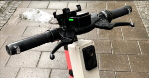 Voi launches world's first large scale pilot of computer vision for shared e-scooters; here's how it stops pavement riding
